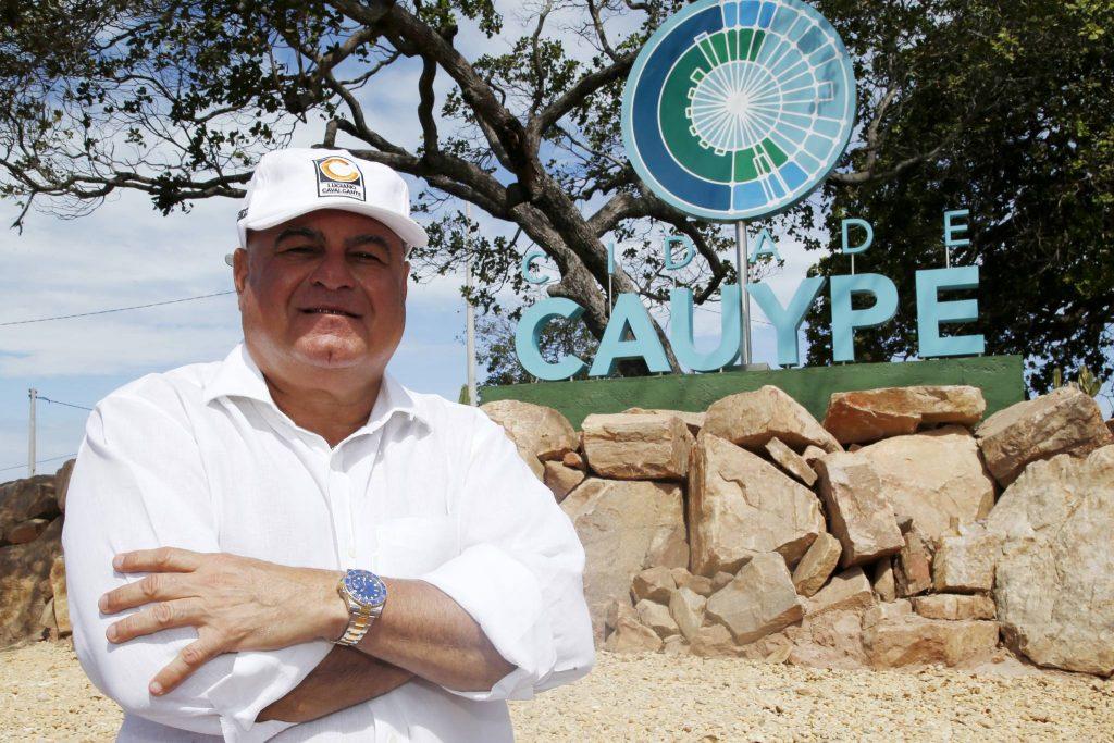 Cidade Cauype tem 50% dos lotes da primeira etapa vendidos
