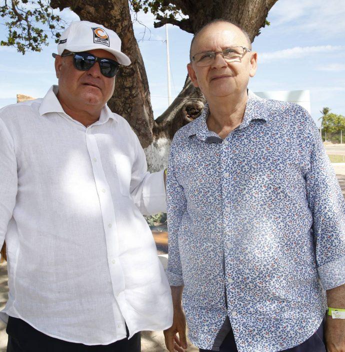 Luciano Cavalcante E Francisco Caminha