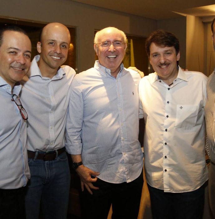 Luciano E Ricardo Montenegro, Amarilio Cavalcante, Raimundinho Feitosa E Moacir Sa