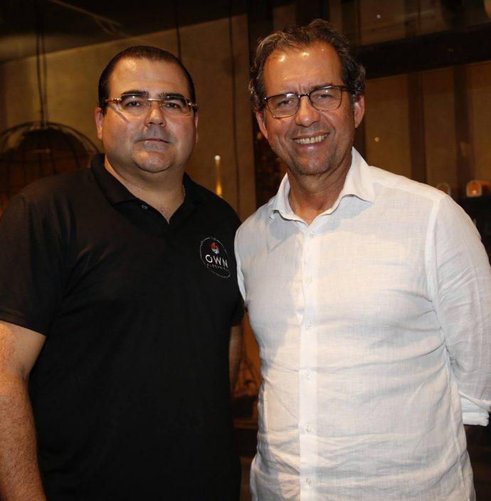 Luciano Neto E Aristarco Sobreira