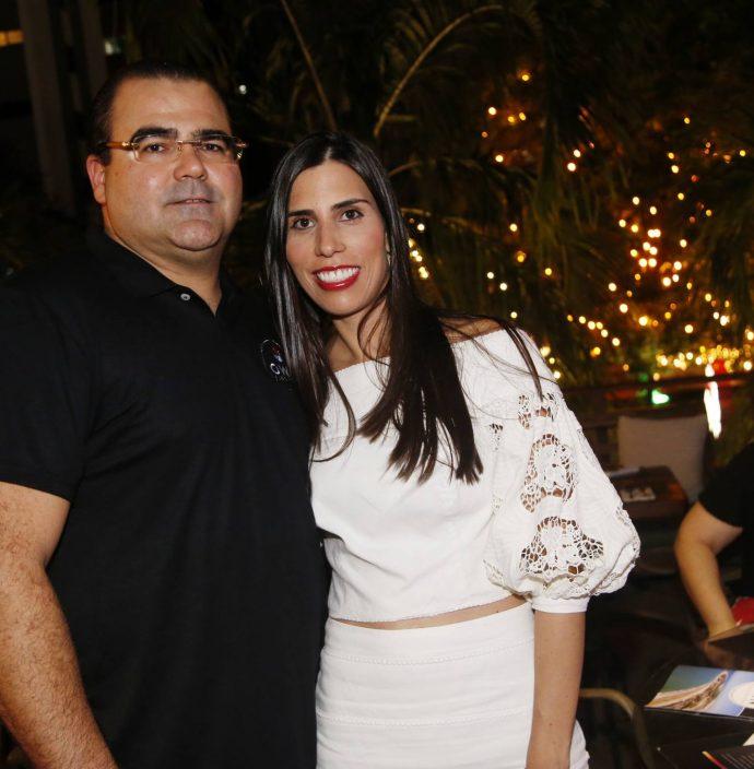 Luciano Neto E Daniela Cavalcante