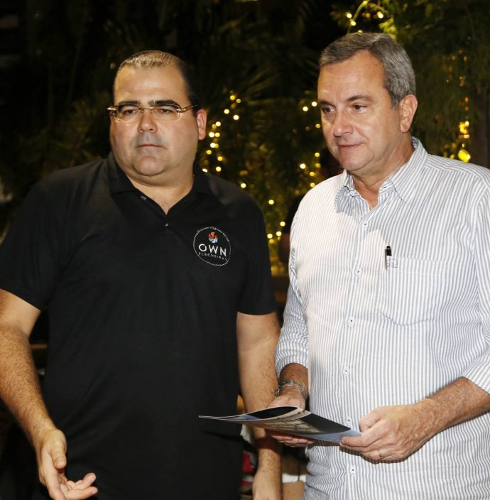 Luciano Neto E Kalil Otoch