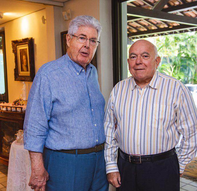 Lucio Carneiro E Jose Carlos Pinheiro