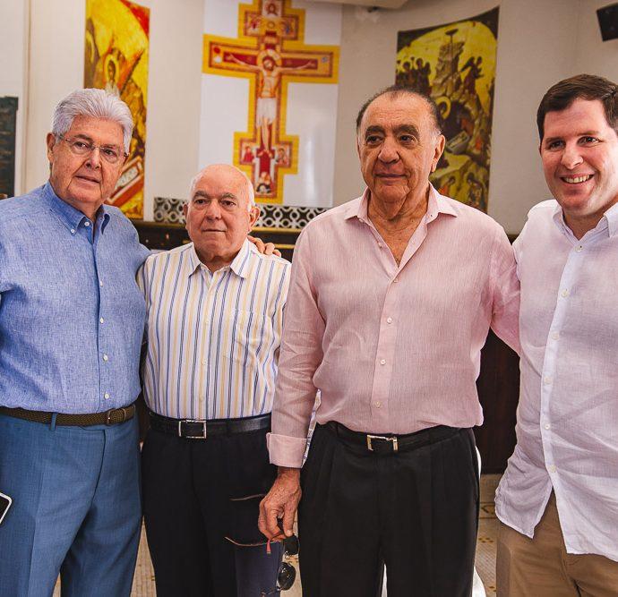Lucio Carneiro, Jose Carlos Pinheiro, Valder Ary E Rodrigo Carneiro