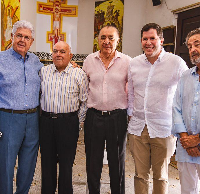 Lucio Carneiro, Jose Carlos Pinheiro, Valder Ary, Rodrigo Carneiro E Raul Carneiro