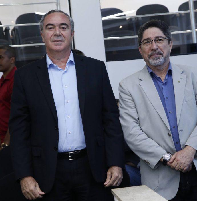 Luis Eduardo Menezes E Joao Freire