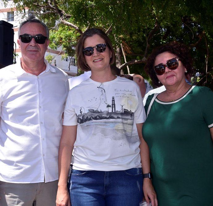 Luis Eduardo Menezes, , Manuela Nogueira, Aparecida Macêdo