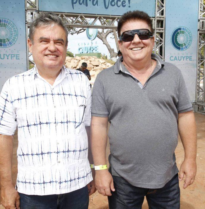Luis Inacio E Manuel Mota