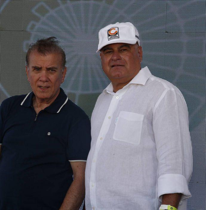 Luiz Antonio E Luciano Cavalcante