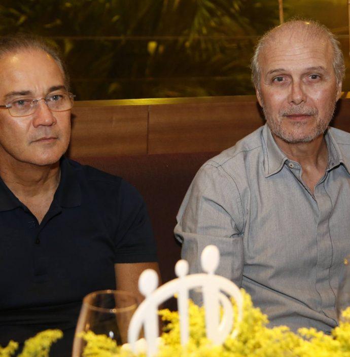 Luiz Claudio Brasil E Ricardo Leite