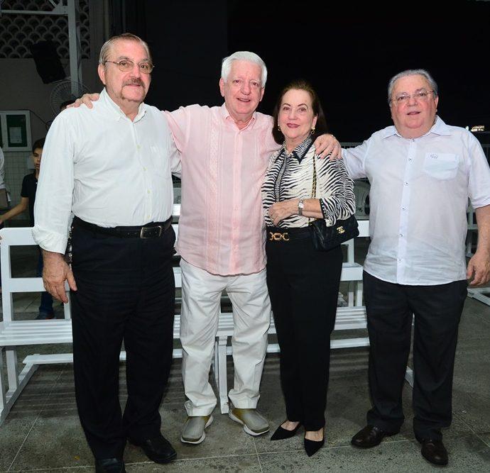 Luiz, Fernando, Lygia E Adriano Dallolio