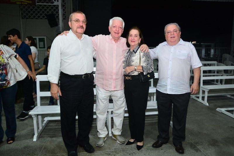Luiz, Fernando, Lygia E Adriano Dallolio (2)