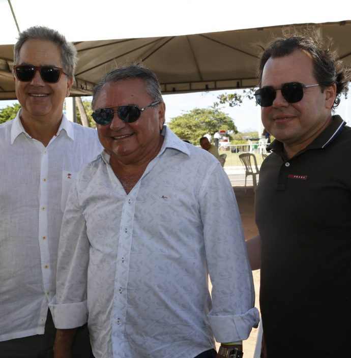 Luiz Fiuza, Idemar Cito E Gentil Linhares