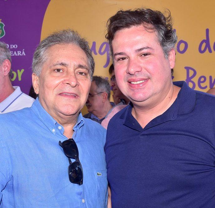 Luiz Pontes, Samuel Dias