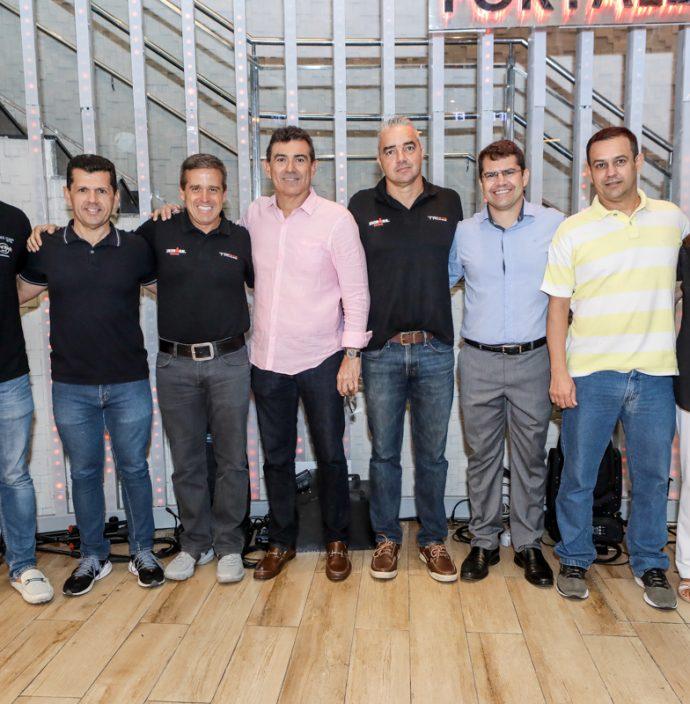Luiz Sobreira, Erick Vasconcelos, Carlos Galvao, Alexandre Pereira, Kall Aragao, Rogerio Pinheiro, Alexandre Freire E Fatima Figueiredo