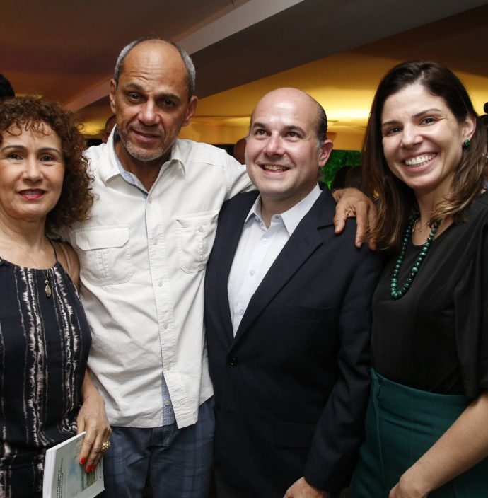Luiza Serpa, Mano Alencar, Roberto Claudio E Carol Bezerra