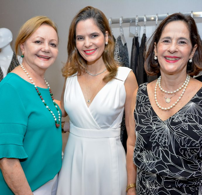 Lurdinha Barbosa, Cristiana Carneiro E Cristina Miranda