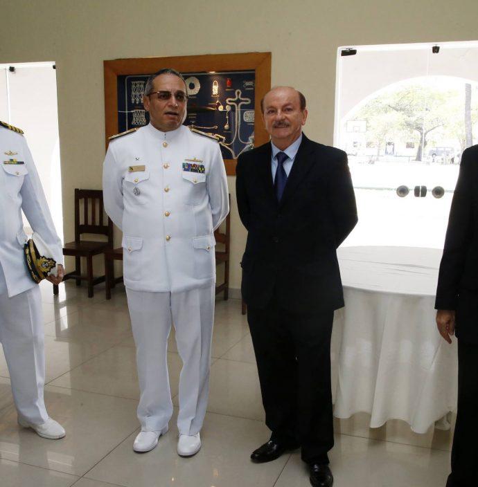 Madson Cardoso, Alan Guimaraes, Antonio Brito E Gastao Santos