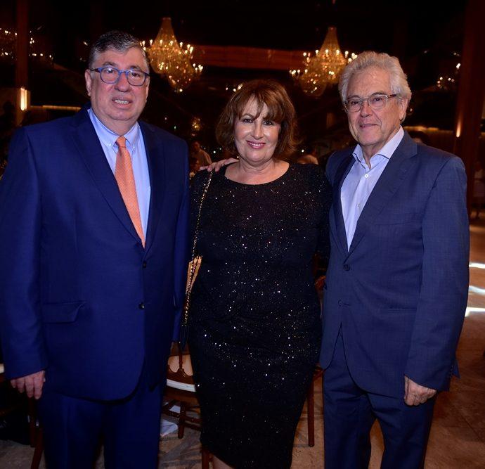 Maia Júnio, Annette de Castro, Ramon Térmens