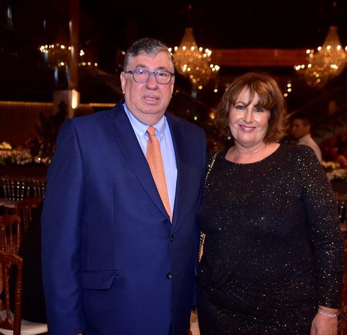 Maia Júnior E Annette de Castro