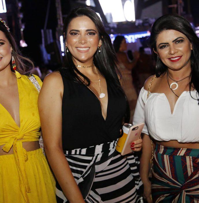 Maila Marinho, Luana Castro E Ana Claudia