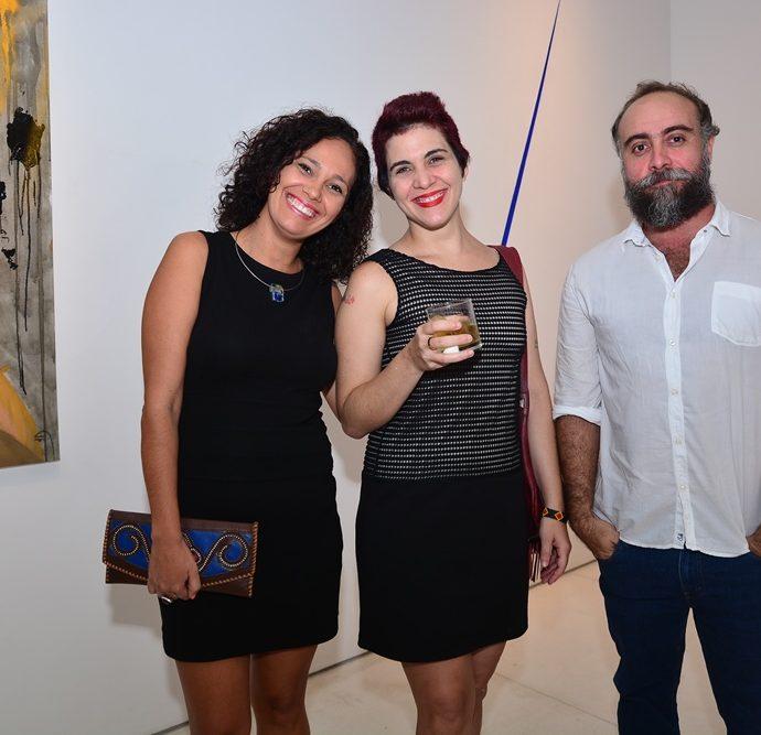 Maira Ordins, Júlia Debasse E Rian Fontenele