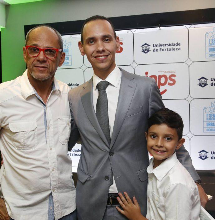 Mano Alencar, Pedro Rocha E Pedro Arthur