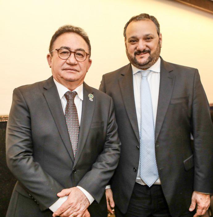 Manoel Linhares E Patriolino Dias