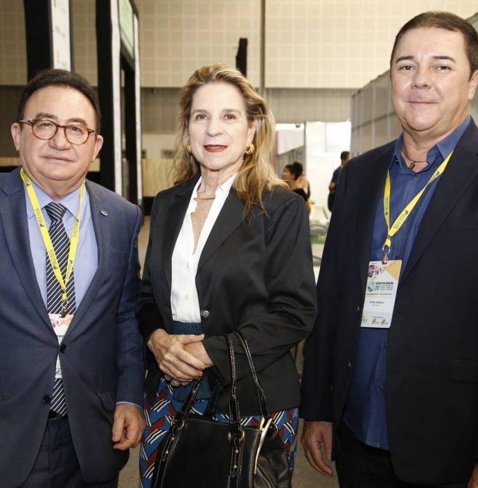 Manuel Linhares, Anya Ribeiro E Eliseu Barros
