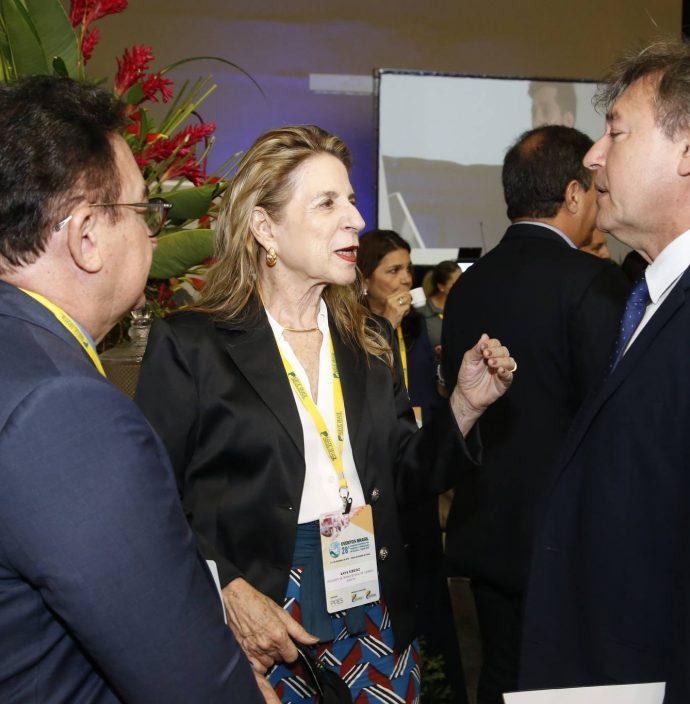 Manuel Linhares, Anya Ribeiro E Mauricio Filizola