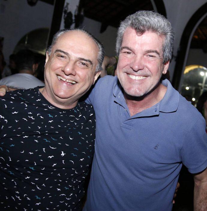 Marcelo Aragao E Sergio Aguiar