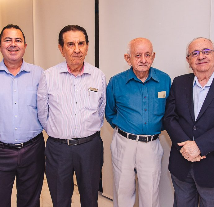 Marcelo Sobreira, Renato Aragao, Itamar Pereira E Eduardo Bezerra