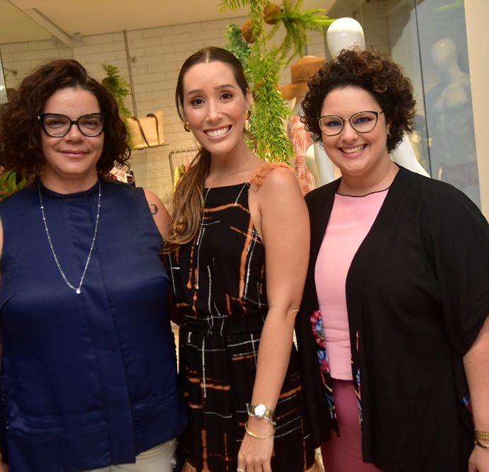 Marcia Mosqueira, Manuela Melo, Bruna Brasileiro