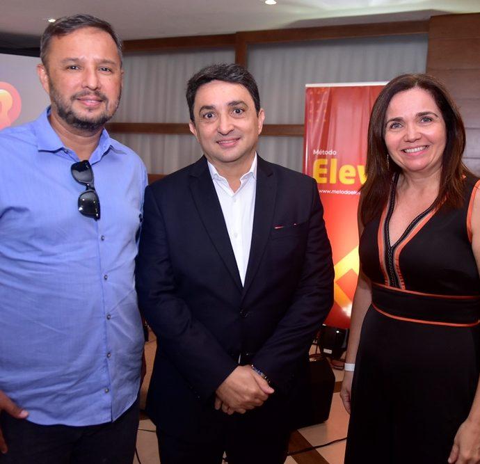Marco Roberto, Eduardo Gomes De Matos, Luiza Melo