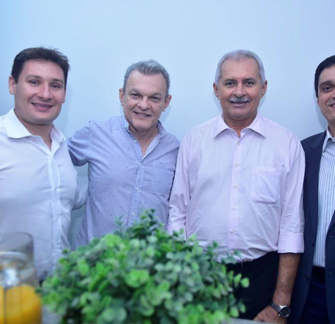 Marcos Sobreira, Dr.sarto, Nezinho Farias, Benis Bezerra
