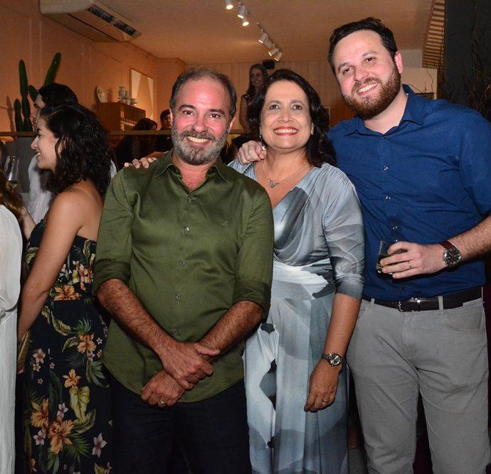 Marcus, Andréia E Lucas Novais