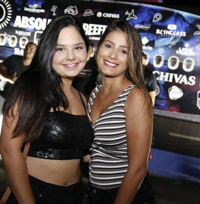 Maressa Alves E Jessica Ataide