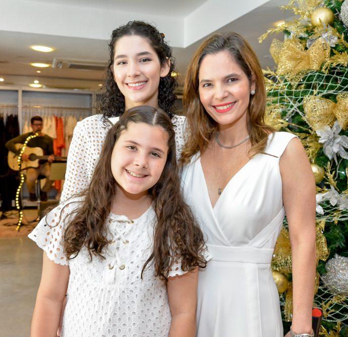 Maria Carolina, Maria Luisa E Cristiana Carneiro