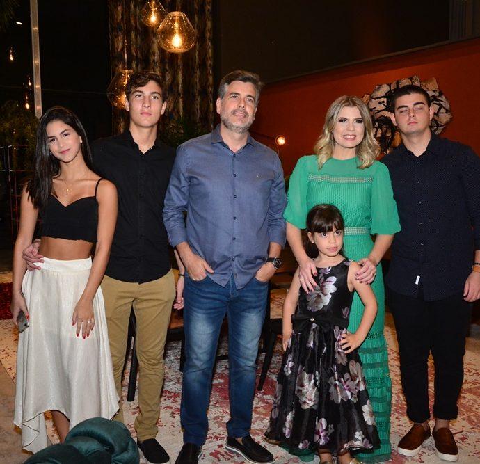 Maria Eduarda Ribeiro, Carlos Henrique Almeida, Alexandre Pereira, Liliane Meira, Carlos Alexandre Filho E Ana Letícia