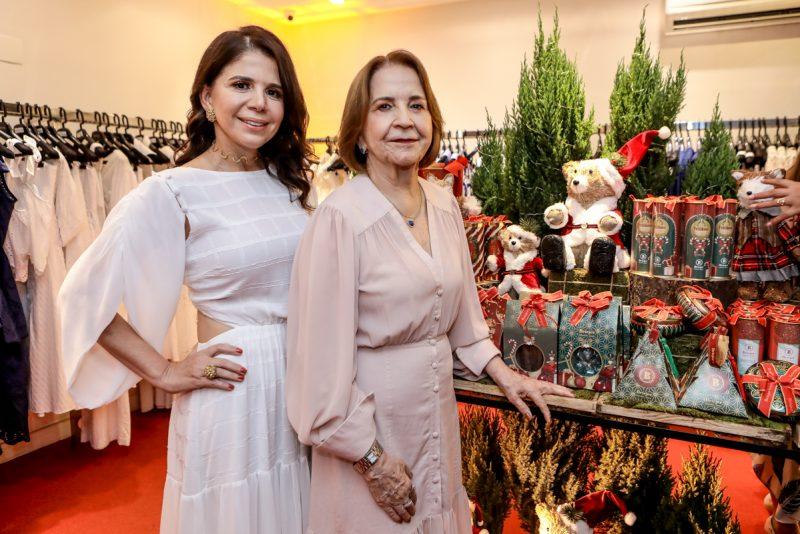 Lenita e Maria Lúcia Negrão apresentam nova coleção de Verão em festa de Natal em sua flagship store