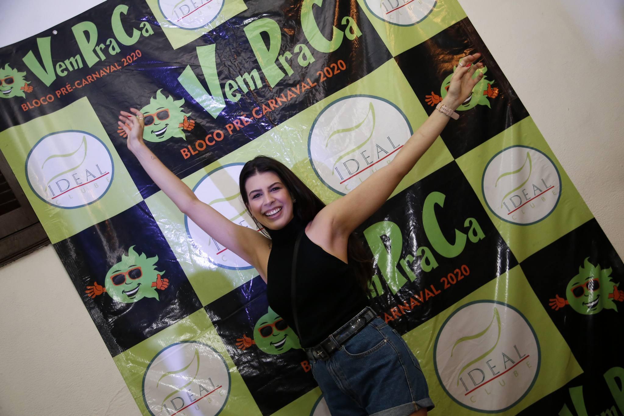 Ideal Clube vira o epicentro da alegria na segunda edição do Encontro da Folia