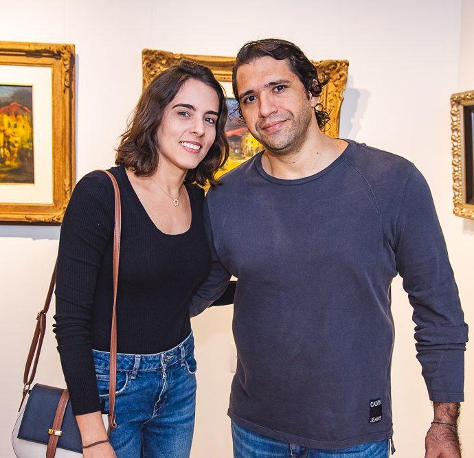 Mariana Fontele E Claudio Sena