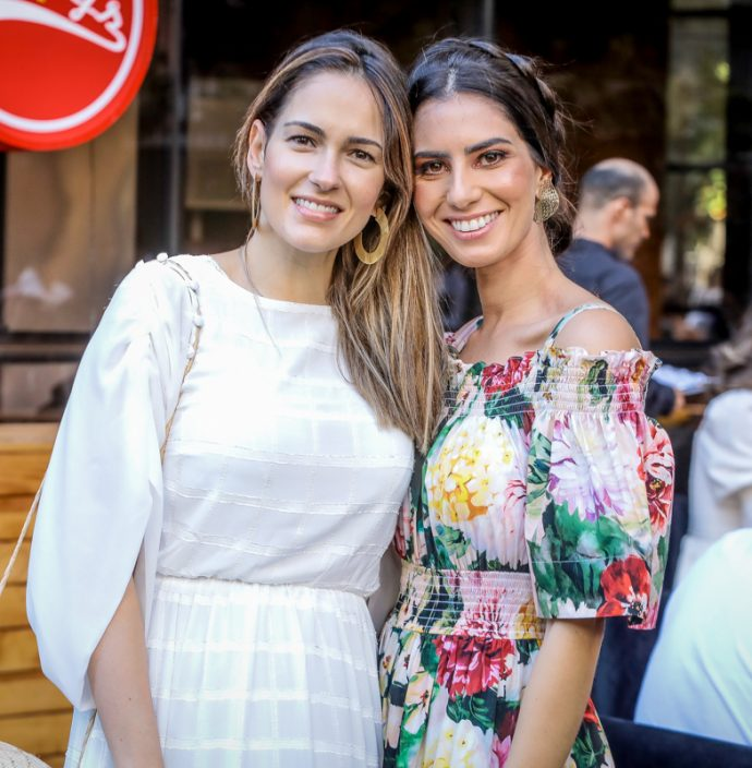 Marilia Queiroz E Nicole Pinheiro