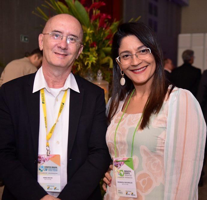 Mario Prado E Rosângela Vasconcelos