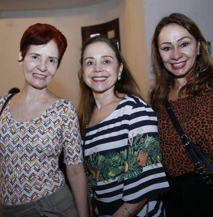 Marion Purcaro, Lia Queiroz E Pompeia Costa