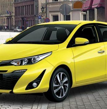 Toyota Yaris conquista o Selo Maior Valor de Revenda