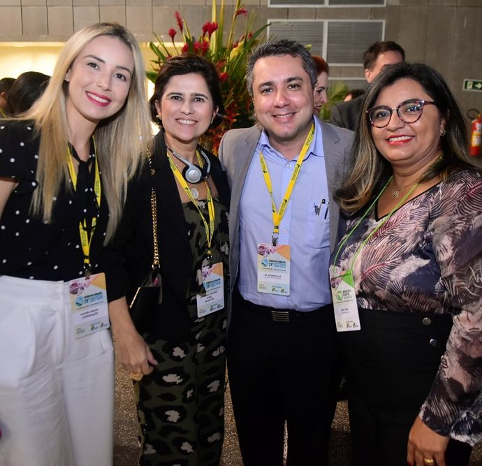 Mayara Rangel, Michele Camarço, Eduardo Jucá, Josy Lima