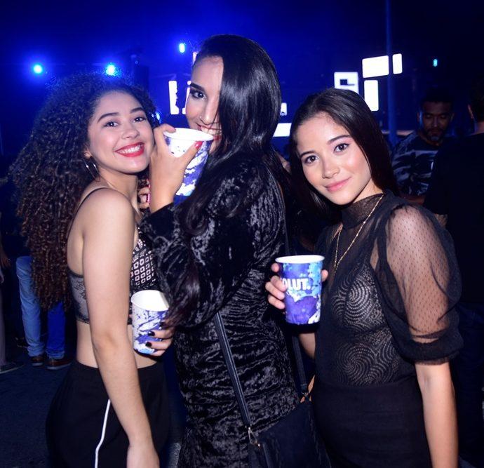 Melisa, Dayane, Bruna Melo