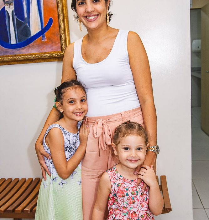 Melissa, Juliana E Bianca Batista
