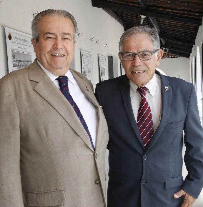 Meton Vasconcelos E Roberto Lima